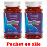 GlucoNature Plus - 30 zile - Diabet tip I